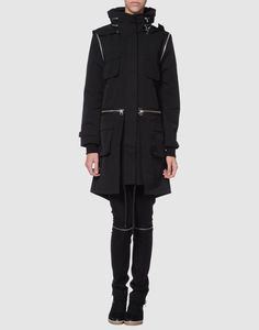 Adidas SLVR mod fishtail parka. Kind of edgier/sportier and less heritage-y.