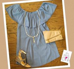 This BEST Seller Off the Shoulder Mini Dress is back in stock!!! Think of Fiesta San Antonio