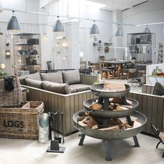 Visit the Garden Trading Oxfordshire Showroom