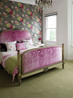 """34 Beautiful Mixed Color Bedroom Decorating Ideas - So you've chosen a main or wall color for your bedroom. Once you choose the main color, the hardest part is over! You may be asking yourself, """"Now wha. Nylon Carpet, Home Decor Bedroom, Bedroom Ideas, Master Bedroom, Bedroom Carpet, Elegant Homes, House Colors, Interior Design, John Lewis"""