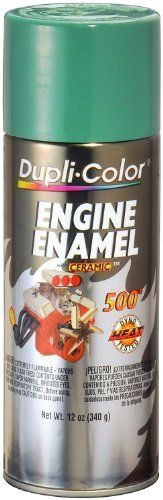 Dupli-Color DE1618 Ceramic Detroit Diesel Alpine Green Engine Paint - 12 oz. by Dupli-Color, http://www.amazon.com/dp/B00295T6G8/ref=cm_sw_r_pi_dp_bJudtb0PW4RP2