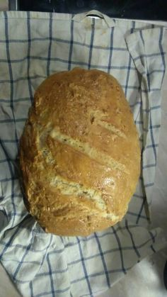 Healthy Cooking, Cooking Recipes, Bread And Pastries, Kefir, Good Food, Food And Drink, Hampers, Bread Baking, Cooking