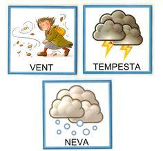 EL TEMPS 3 School Teacher, Pre School, Morning Meeting Board, Catalan Language, Weather Calendar, Teacher Worksheets, Valencia, Diy For Kids, Kindergarten