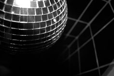 Thought I would hang my disco ball in my bathroom