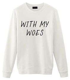 Fellow Friends Women's Drake With My Woes Sweater Small W... https://smile.amazon.com/dp/B0174RPFM4/ref=cm_sw_r_pi_dp_x_.1GdybAHNP8E1
