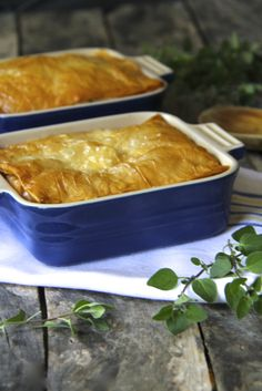 Vegetable Phyllo Pie