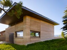 Trader Office Addition modern exterior by Carney Logan Burke Architects