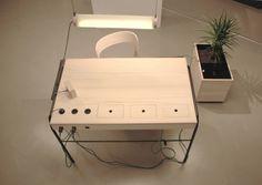 Modern furniture Desktop Unplugged designs