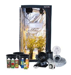 Pin By Dealzer Hydroponics On Grow Boxes Hydroponic Grow 400 x 300