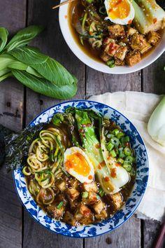 Zucchini Ramen