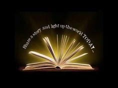 Turn A Light On! - Book Week 2015 - YouTube Spark Up, Book Festival, Song List, Book Week, News Songs, Choir, Light Up, Literacy, English