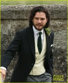 Kit Harington & Rose