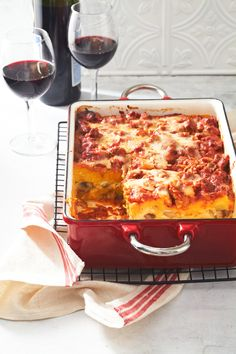 Make-Ahead Sausage, Mushroom, and Polenta Bake Make Ahead Casseroles, Make Ahead Meals, Freezer Meals, Freezer Recipes, Freezer Cooking, What's Cooking, Cooking Time, Gluten Free Recipes For Dinner, Gluten Free Cooking