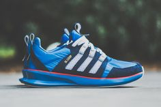 Sometimes there really enough of a good thing. Take for example this SL Loop Runner from adidas. Bearing a striking resemblance to the 'From 1972 To 2014′ super-limited release we saw mid 2014, the new …