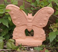 Standing Garden Plaque / Ornament. You must include the user ID and the invoice number. This butterfly measures approx. 17.5cm tall by 18.5cm across. Add to Favorites. here to display on your page.   eBay!