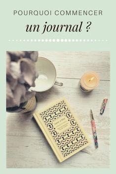 Pourquoi commencer un journal sur 5 ans ? Gratitude, Bullet Journal En Français, Burn Out, Feel Good, Roman, Planning, Organiser, Feelings, Journaling