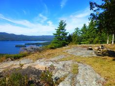 Off on Adventure: Shelving Rock to Black Mountain Point - Lake George Wild Forest - 10/6/15