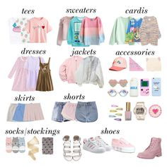 cute aesthetic by forbodium on Polyvore featuring polyvore, Zara, WithChic, H&M, Chicwish, Boohoo, Kate Spade, Wolford, Superga, adidas Originals, Timberland, Baby-G, With Love From CA, NLY Accessories, River Island, INC International Concepts, fashion, style and clothing