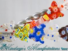 1 strand Millefiori Glass Butterfly Beads 11x9x3mm. Starting at $5 on Tophatter.com!