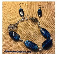 Iris's set  @irisclarisa #wip #mycreativespace #mycreativemess #colormehappy #turquoise #bracelet #wearableart #healingart #artistofinstagram #Lionesshealingarts  #loverevolution #Indigo #crystals #crystaljewelry #crystalhealing  #chakra  #chakras #reiki #wirewrap #reikiinfused #artstudio #creativeprocess #workinprogress #handmade #jewelrydesign #blue