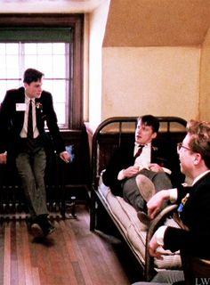 Dead Poets Society Robert Sean Leonard, Boarding School Aesthetic, Disney Channel, Peter Weir, Dramas, Oh Captain My Captain, Kill Your Darlings, Old Money, The Secret History