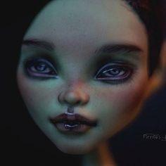 #doll #dolls #dollfashion #dollsphotography #dollstagram #process #body #inprocess #куклы #кукла #процесс #wip #dollart #bjd #ooak #repaint #blush #art #monsterhigh #mh #matteldoll #Mattel #monsterhighrepaint  #куклы #монстерхай #Венера