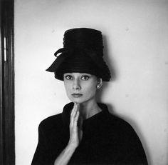 Audrey, 1960.