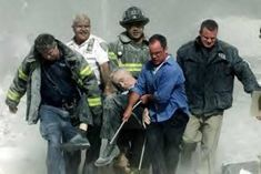 Father Judge - 2001 - New York City Fire Department chaplain, the Rev. Mychal Judge, is carried away from the World Trade Center wreckage on September The chaplain lost his life after being crushed by falling debris while giving a man his last rites. Father Judge, 11 September 2001, 911 Never Forget, Kings & Queens, Moslem, Powerful Pictures, Religion, Catholic Priest, Roman Catholic