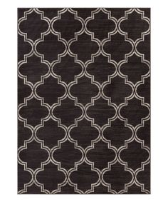 Look what I found on #zulily! Charcoal Jaclyn Rug by Well Woven #zulilyfinds