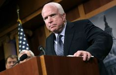 Once more, John McCain clears basic decency bar, says he'll vote no on awful healthcare bill