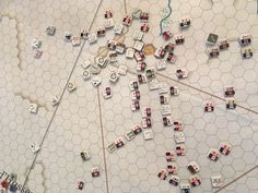 Hassenhausen 1806 (Auerstedt) - the game is a draw at Goes on sale on at the end of August at the ME site