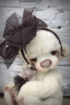 My favorite bear by Sadovskaya Tatiana