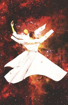 "ayhamjabr: "" Dance Of Depth. Surreal Mixed Media Collage Art By Ayham Jabr. Instagram-Facebook """