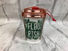 Starbucks FOURISH Green And White Ceramic Tumbler Christmas Ornament New Gift | Collectibles, Advertising, Food & Beverage | eBay!