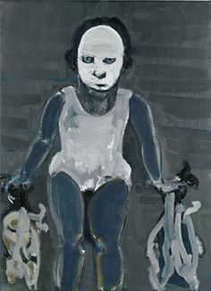 EQUALITY, Marlene Dumas (b1953 Cape Town, South Africa; in 1976 relocated in Amsterdam)