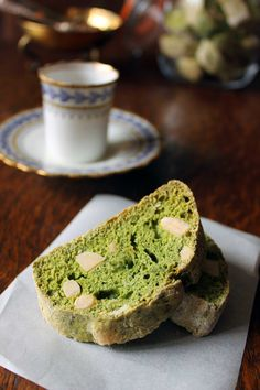 Kale and Almond Biscotti: I am assuming I can change out the white flour for coconut flour or some other healthy version...