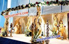 #Indian #Wedding #Wooden #Handicraft  #Twist #Mandap #Dstexports