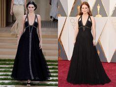 c30cb48f3b9 Oscars 2016  runway to red carpet - Vogue Australia