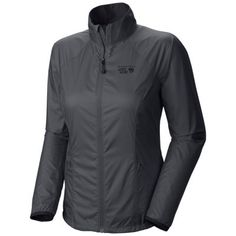 A tough, all-purpose shell that's lightweight and wind-resistant. The Apparition is your everyday jacket for when the weather turns brisk, great for hiking, biking, or hanging out. Wick.Q™ EVAP throughout the body efficiently disperses moisture, improving evaporation and keeping you dry and comfortable. 30D face fabric is at home in gusty winds.