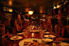Whistler Tasting Tours are fantastic & get you out to some of the best restaurants in town!