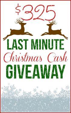 Christmas #Cash #Giv