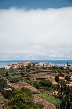 Agulo, La Gomera  - Canary islands
