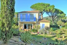 Small villa in a private domain #St_Maxime  Charming provencal style villa located in a private estate of 24 villas at 1,5 km from the center of Ste Maxime and the beaches.  With quality appointments, private garden, having a ideal sun exposition, in a calm setting, and the surrounding mediterranean vegetation during the holidays or the http://aiximmo.ch/en/listing/small-villa-in-a-private-domain/  #frenchriviera #cotedazur #mallorca #marbella #sainttropez #sttropez #nic