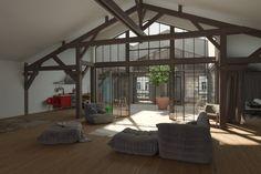 nowoczesna-STODOLA_boho-loft_sebastian-perez_08 Boho, Furniture, Design, Home Decor, Ceiling, Wall, Decoration Home, Room Decor, Home Furnishings