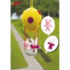 Opskrift på gris og kanin i luftballon