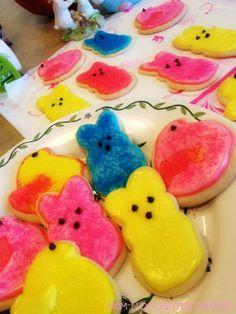 #Recipe-#Peeps-#Cookies #Easter