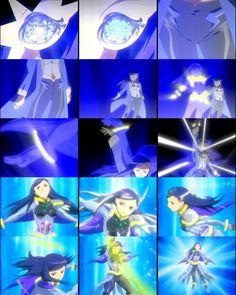 Anime Girls, Mai Hime, Magical Girl, Emperor, Anime Characters, Geek Stuff, Dragon, War, My Favorite Things