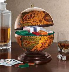Globe Game Box