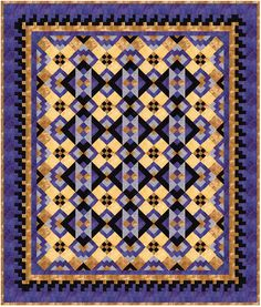 Free Patterns — Patchwork Times by Judy Laquidara