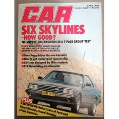 April 1983 in the Magazines category was listed for on 7 Feb at by TomHarvey in Vereeniging Car Magazine, Vintage Magazines, Vintage Journals